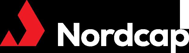 nordcap logo white